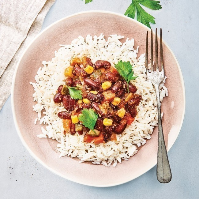 Chili sin carne (veggie)