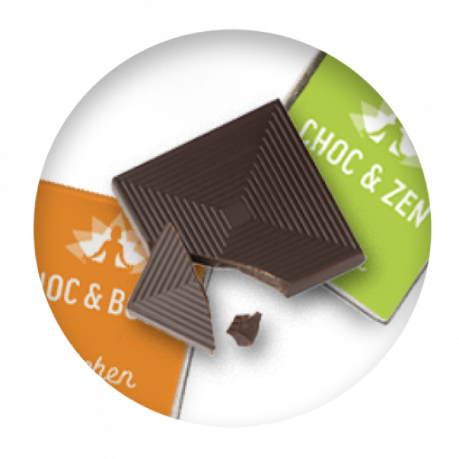 2 CURES DE CHOCOLAT EN CADEAU D'UNE VALEUR DE 50€