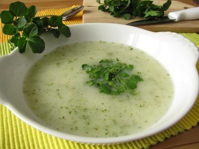soupe cresson