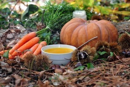 L'automne est là ! Préparez cette savoureuse soupe de saison.