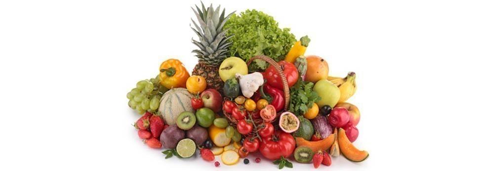 menu diététique légumes