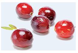 cure detox : cranberries