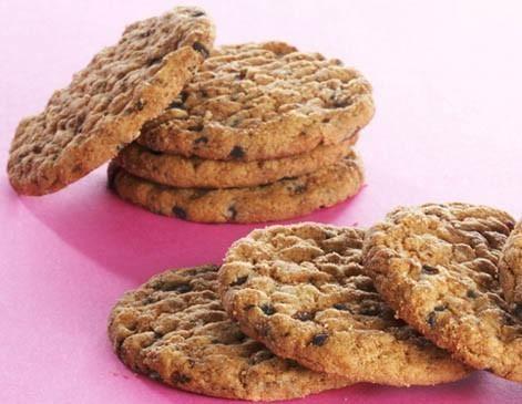repas minceur cookies